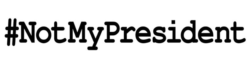 Notmypresident Hashtag