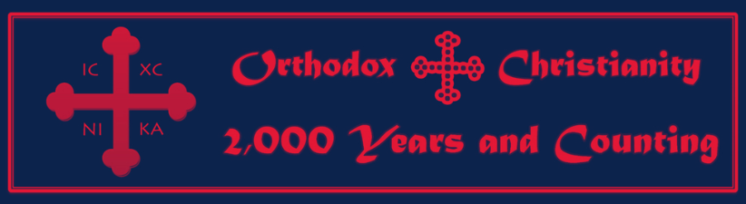 Orthodox Christianity 2000 Years And Counting