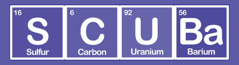 Scuba Made Of Elements