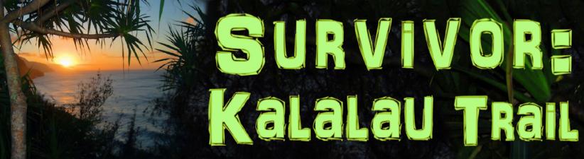 Survivor Kalalau Trail