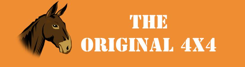 The Original 4x4 Mule