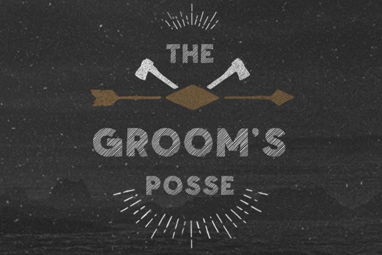 The Groom's Posse