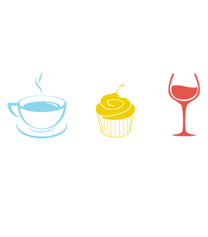 Coffee Cupcakes Wine