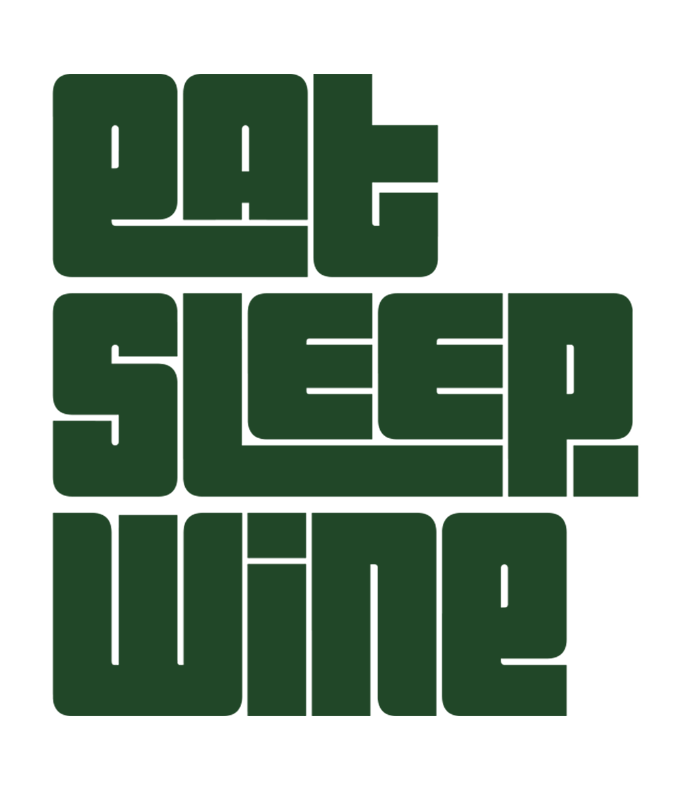 Eat Sleep Wine Text