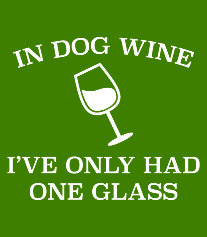 In Dog Wine