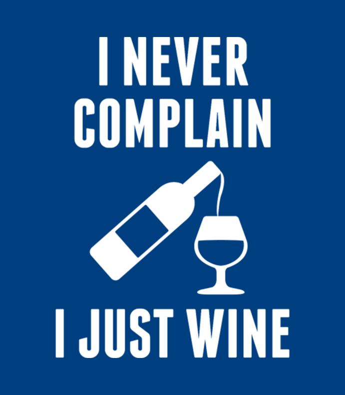 I Just Wine