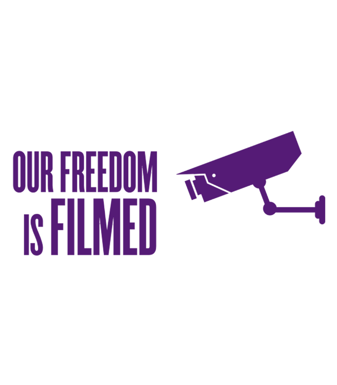 Our Freedom Is Filmed