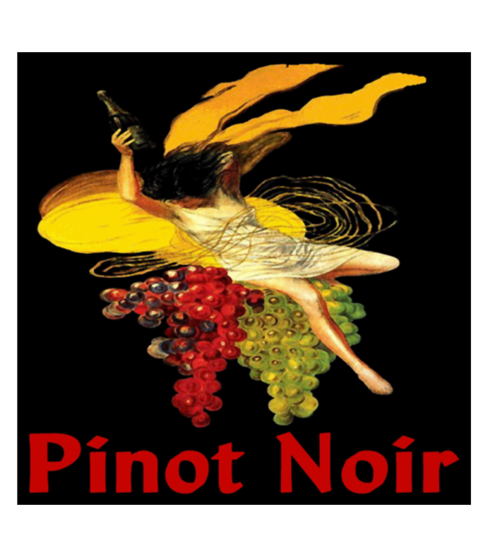 The Wine Maid And Pinot Noir