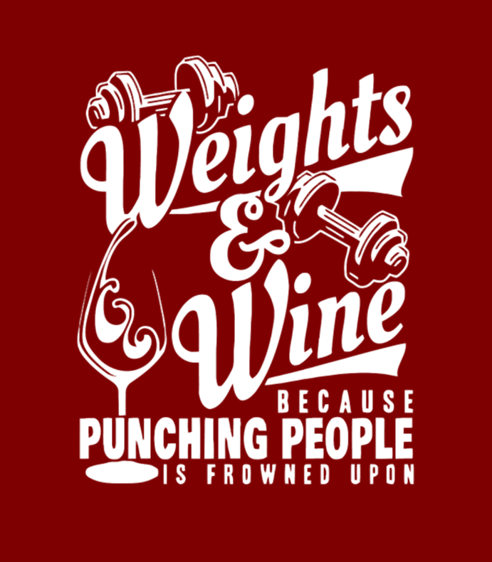 Wine And Weights