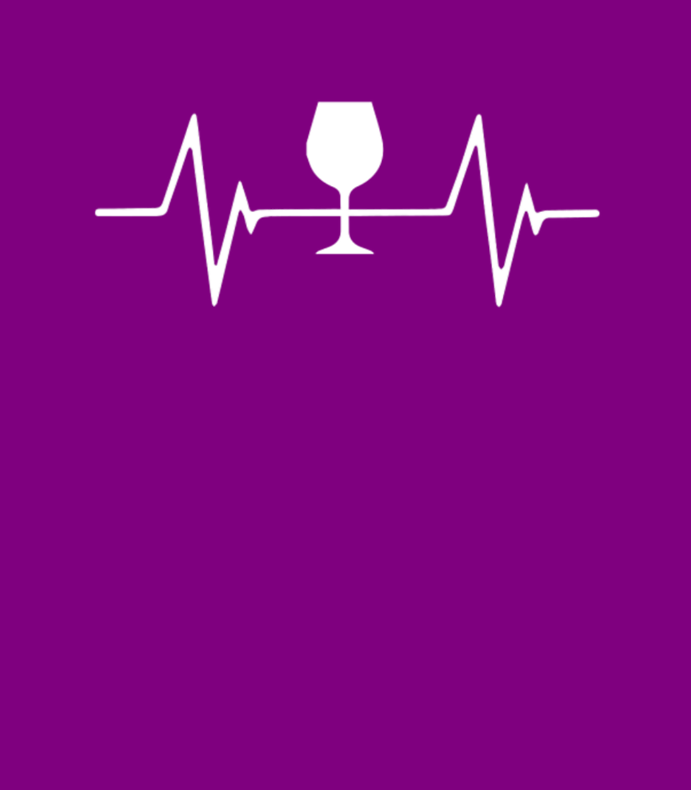 Wine Heartbeat Love