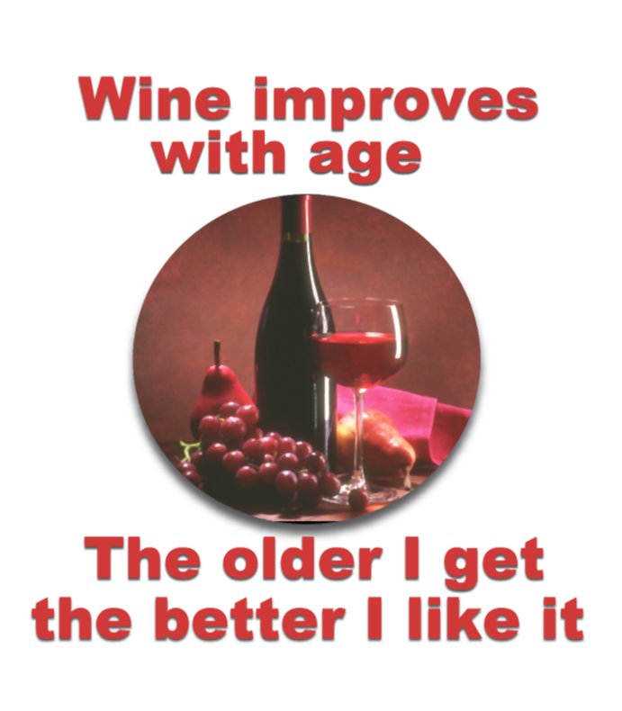 Wine Inproves With Age