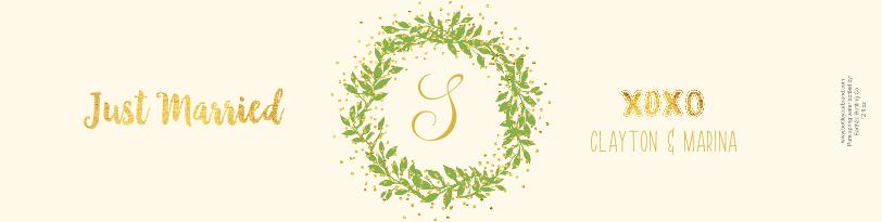 Gilded Wreath