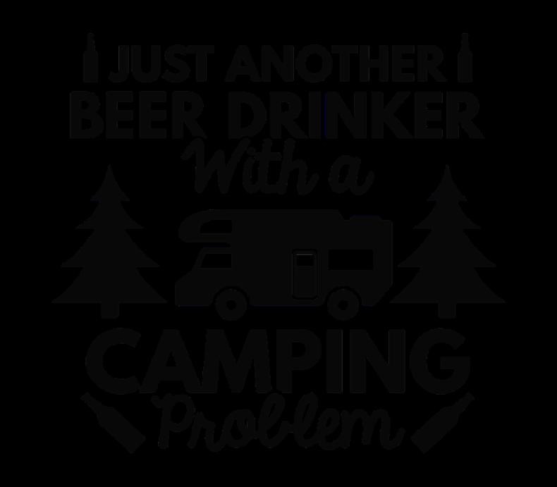 Beer Drinker Camping