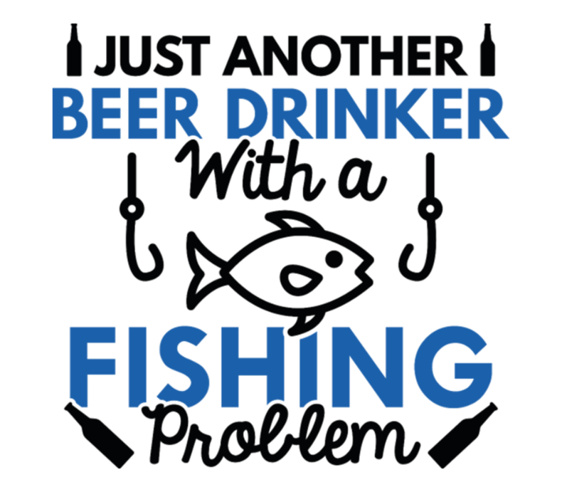 Beer Drinker Fishing