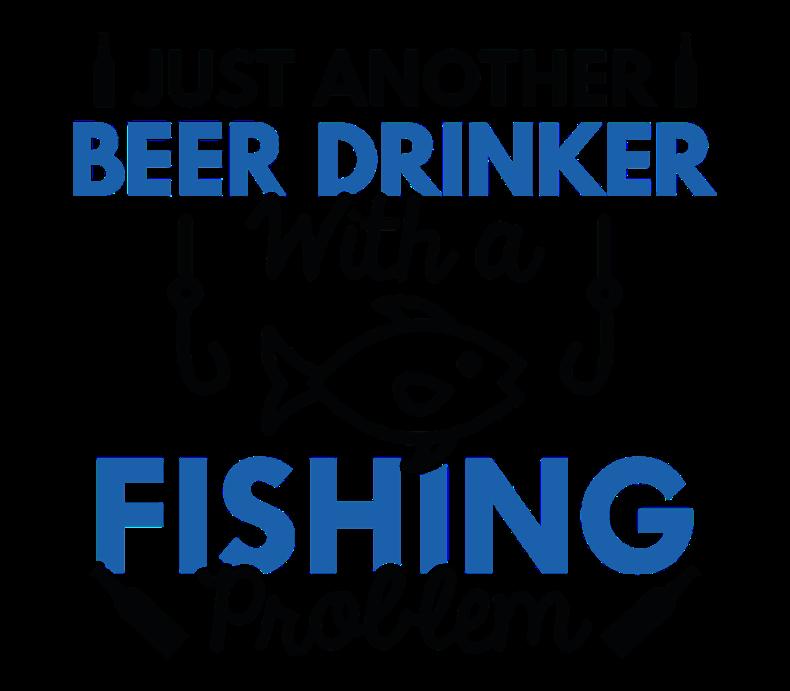 Beer Drinker Fishing