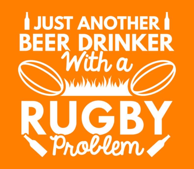 Beer Drinker Rugby