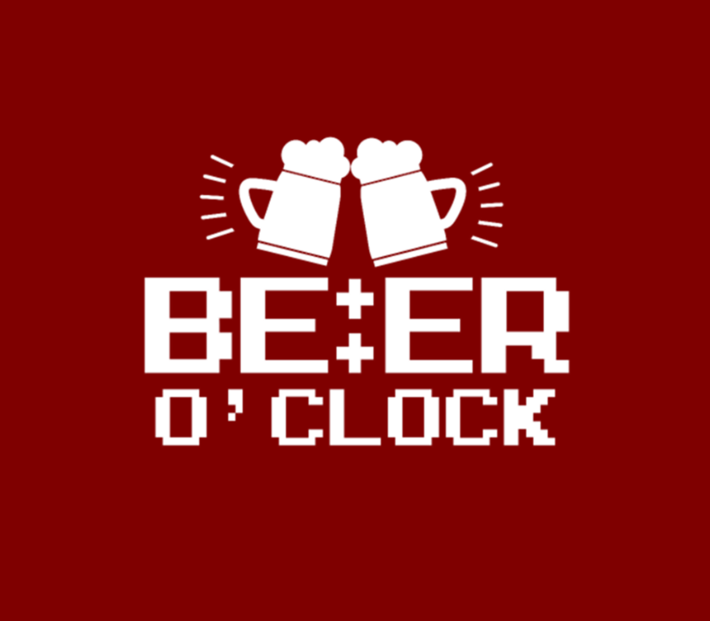 Beer Oandapos Clock