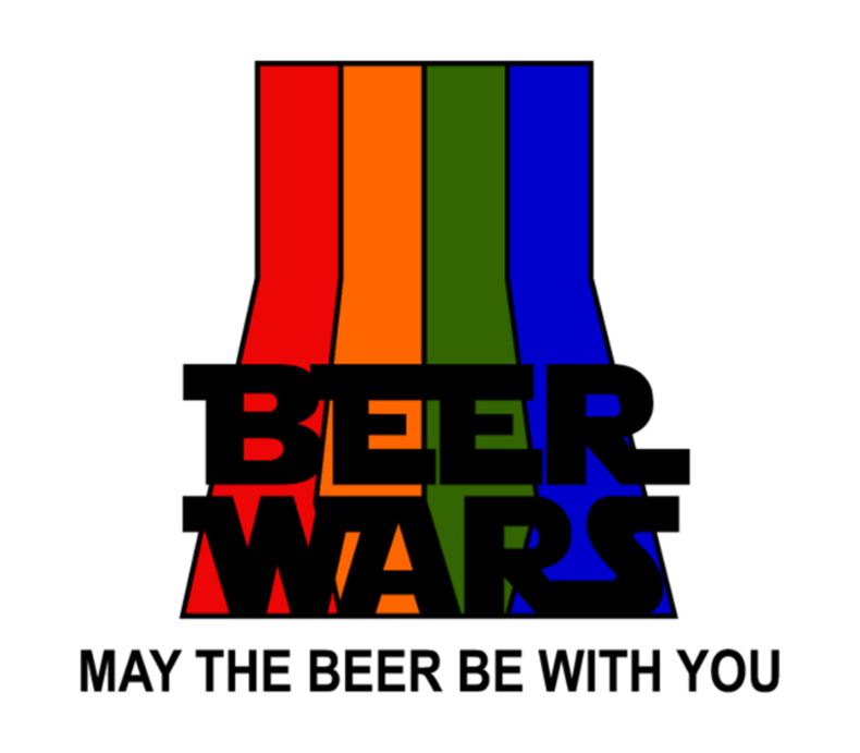 Beer Wars May The Beer Be With You Tee