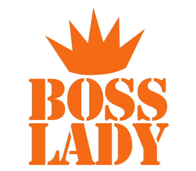 Boss Lady With Crown