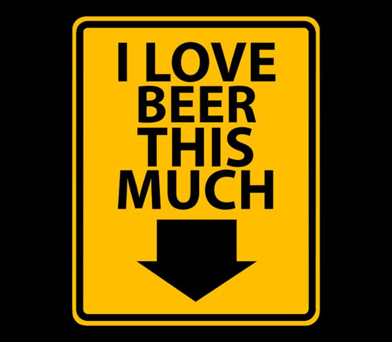 Funny I Love Beer