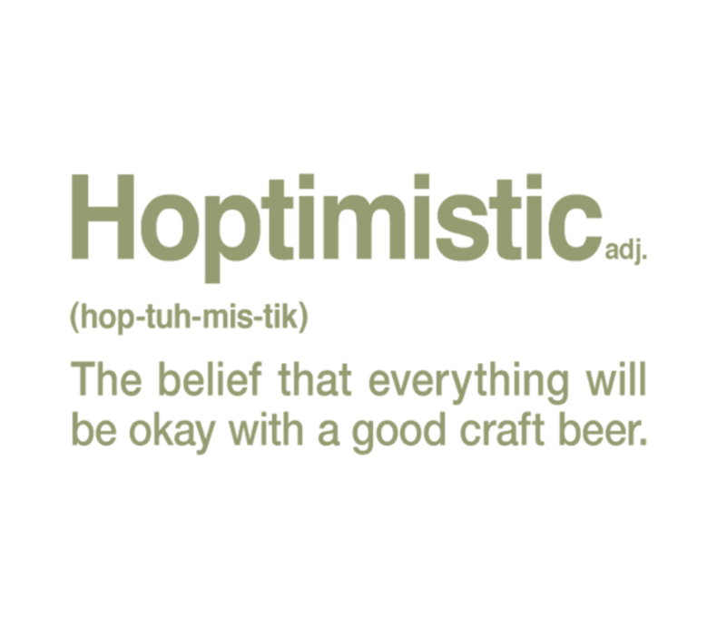 Hoptimistic Definition