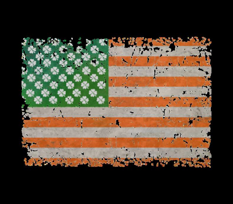Irish States Of Lucky America