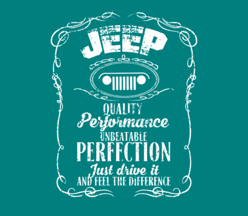 Jeep Just Drive It And Feel The Difference
