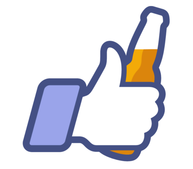 Like Bottle Thumbs Up Beer Label By Bottleyourbrand