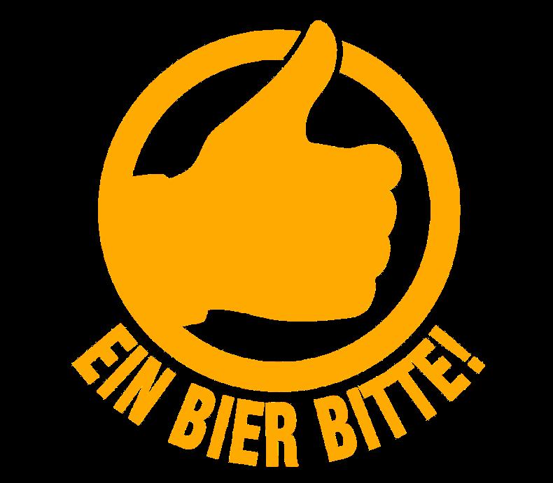 One Beer Please In German