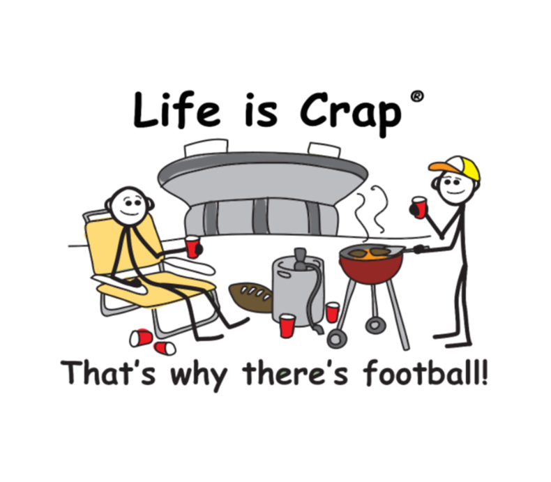 Why Theres Football Life Is Crap