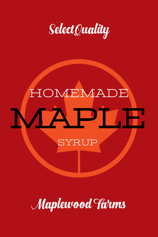 Maple Goodness