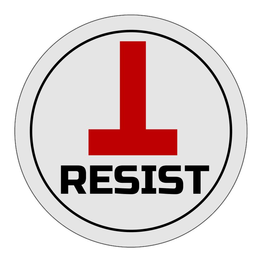 Resist Uptack