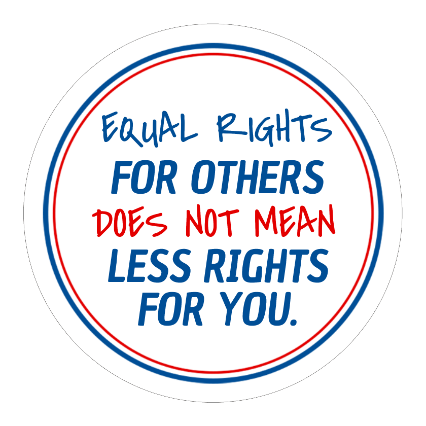 Equal Rrights For Others