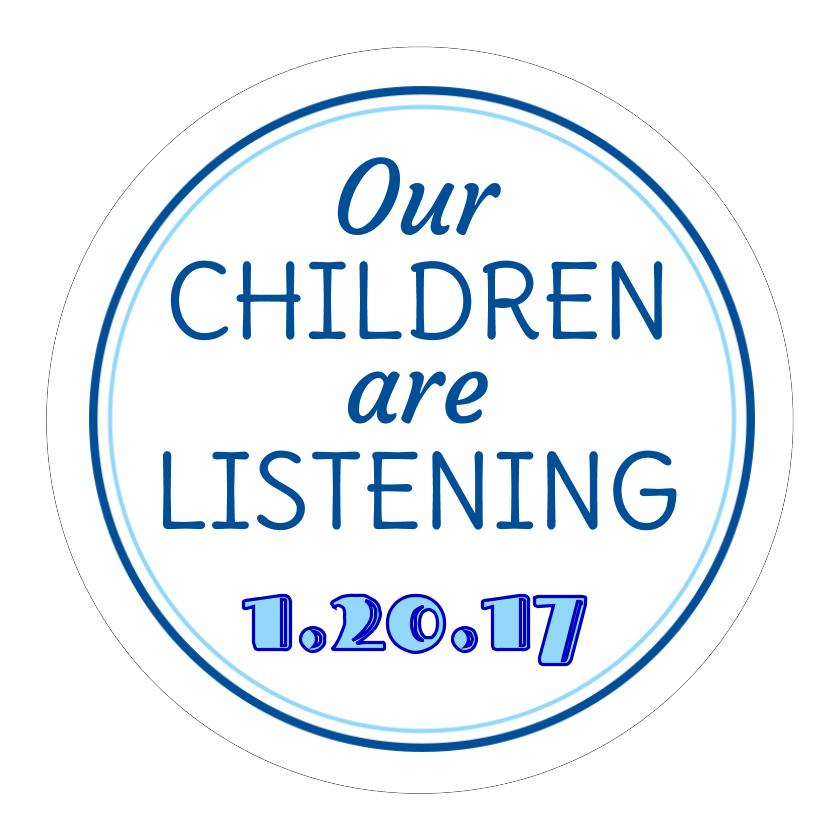 Our Children Are Listening Anti-Trump