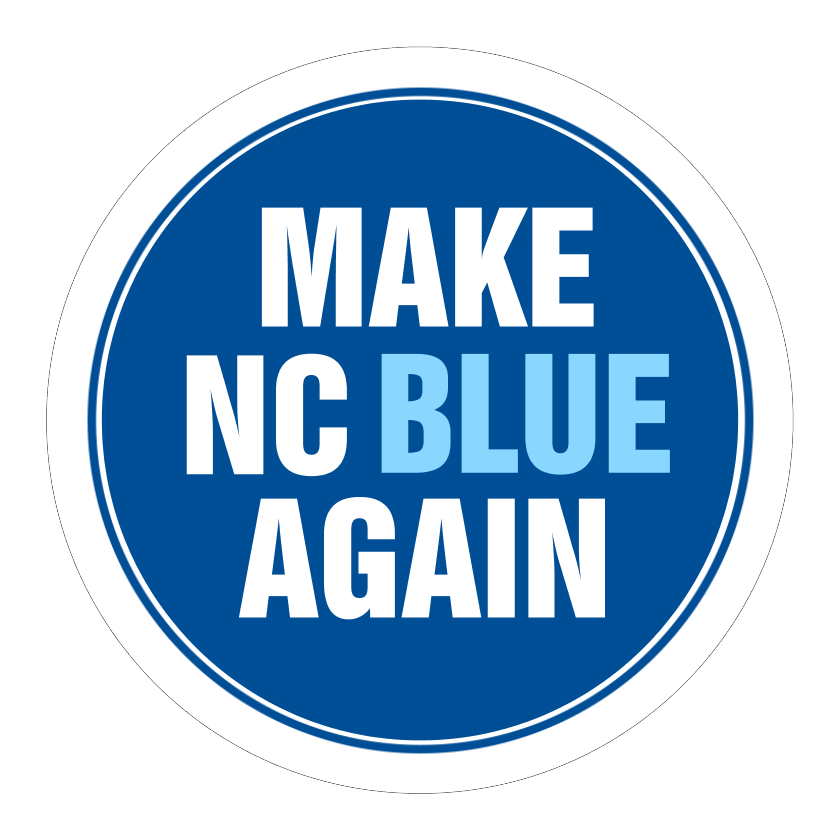 Make North Carolina Blue Again