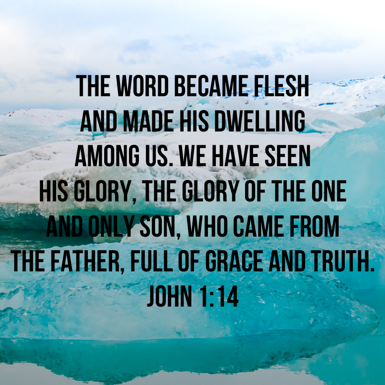 John 1 The Word Became Flesh