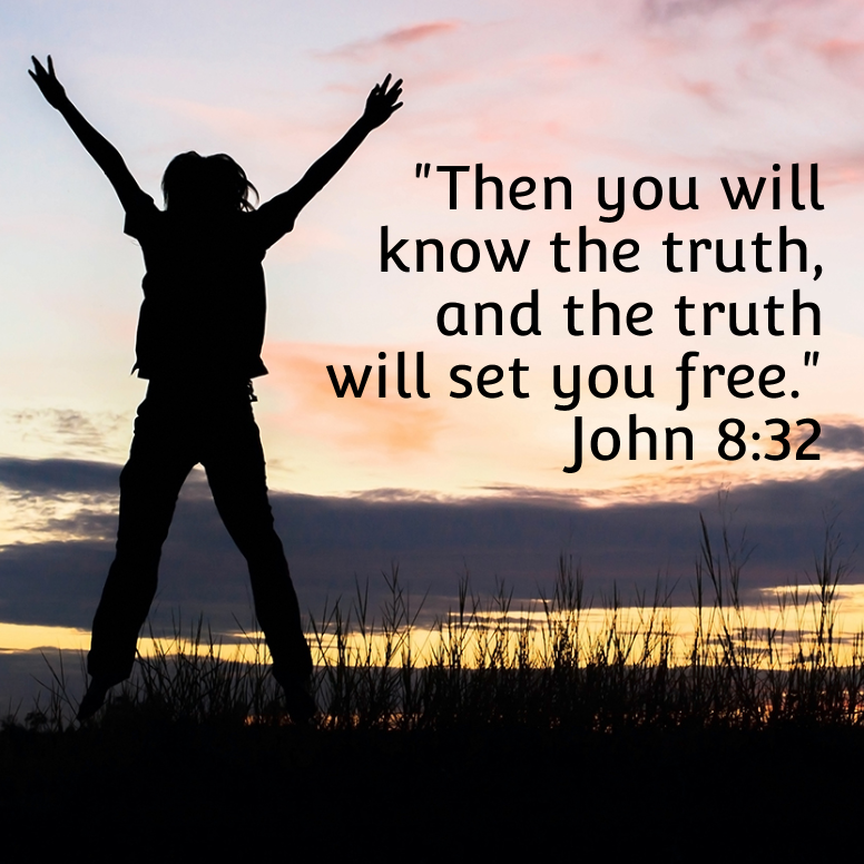 John 8 Then You Will Know The Truth