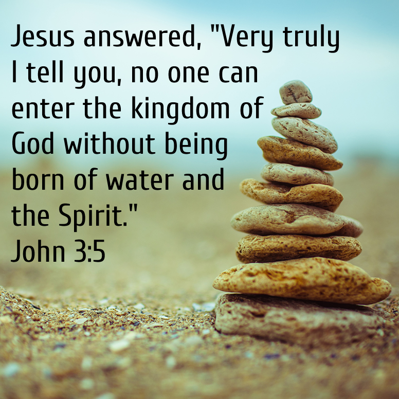 John 3 Jesus Answered