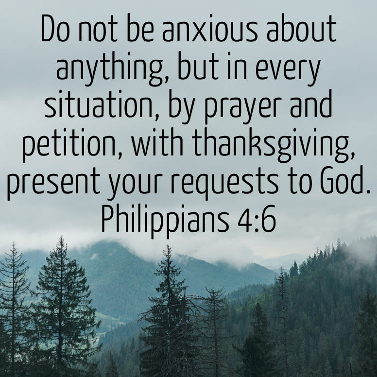 Philippians 4 Do Not Be Anxious About Anything