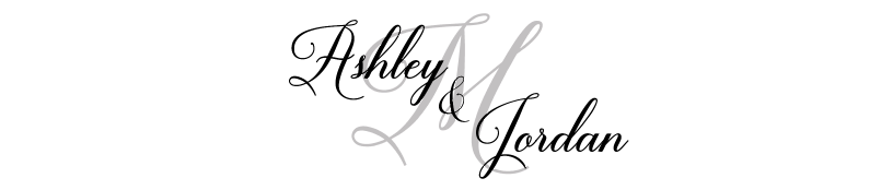 Wedding Initial Script