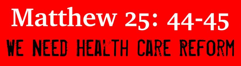 Matthew 25 Health Care