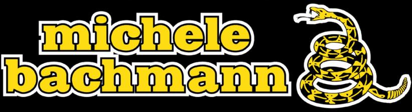 Michele Bachmann Gadsden Snake
