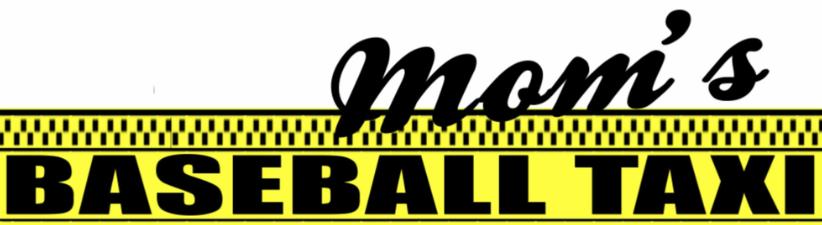 Moms Baseball Taxi