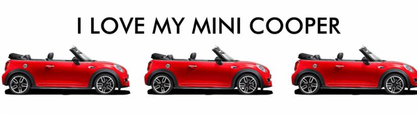 My Cooper Car