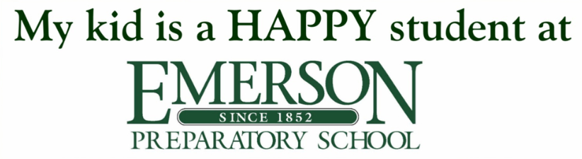 My Kid Is A Happy Student At Emerson Prep