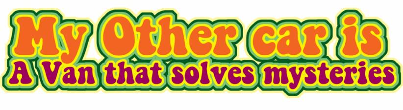 Mystery Solving Van