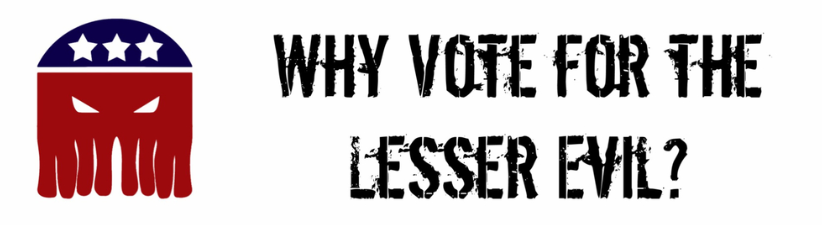 Why Vote For The