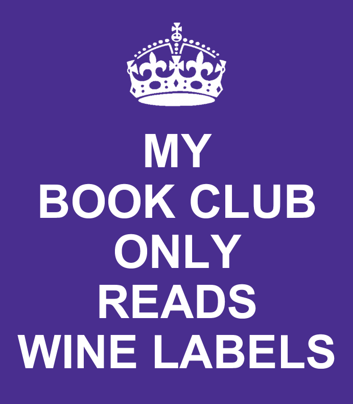 Keep Calm Book Club