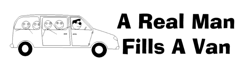 A Real Man Fills A Van
