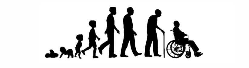 Aging Evolution Of Man